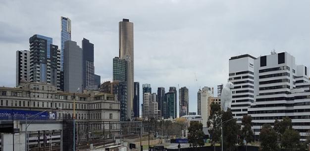 build around Melbourne